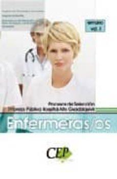 Curiouscongress.es Enfermerasprocesos De Seleccion Empresa Publica Hospital Alto G Uadalquivir: Temario (Vol. 1) Image