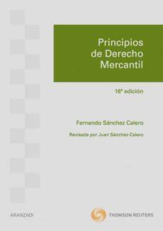 Geekmag.es Principios De Derecho Mercantil (16ª Edicion) Image