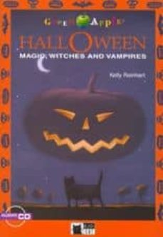 halloween... magic, witches and vampires. book + cd-kelly reinhart-9788853002884