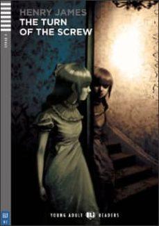 Descargar audiolibro en inglés mp3 THE TURN OF THE SCREW + CD de  in Spanish PDF CHM DJVU 9788853605184
