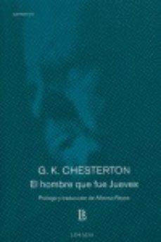 el hombre que fue jueves: pesadilla-g.k. chesterton-9789500392884