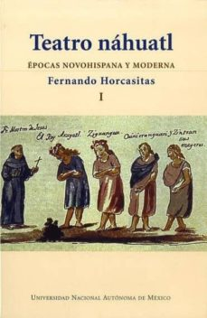 Trailab.it Teatro Nahuatl. Vol. I: Epocas Novohispana Y Moderna Image