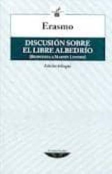 Permacultivo.es Discusion Sobre El Libre Albedrio (Bilingüe): Respuesta A Martin Lutero Image