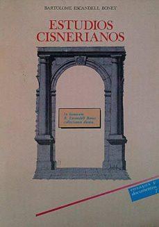 Elmonolitodigital.es Estudios Cisnerianos Image