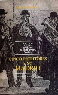 Eldeportedealbacete.es Cinco Escritores Y Su Madrid Image