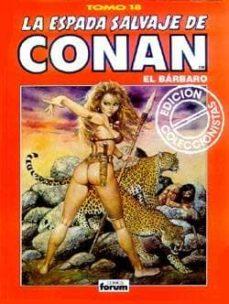 Emprende2020.es La Espada Salvaje De Conan Nº 18 Image