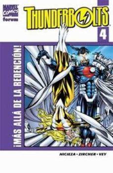 Inmaswan.es Thunderbolts (Vol. 2) Nº 4: ¡Mas Alla De La Redencion! Image