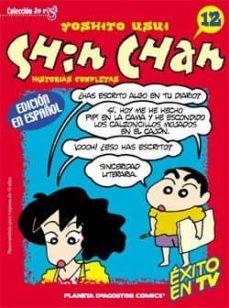 Inmaswan.es Shin Chan Nº 12 (Ed. En Español) Image