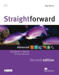 Descargar STRAIGHTFORWARD ADVANCED  STUDENT S BOOK WITH WEBCOD gratis pdf - leer online