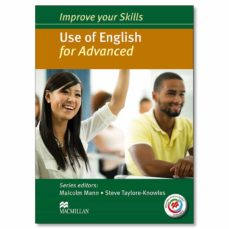 Leer un libro descargar mp3 IMPROVE YOUR SKILLS: USE OF ENGLISH FOR ADVANCED STUDENT S BOOK WITHOUT KEY MPO PACK (MIXED MEDIA PRODUCT) 9780230461994