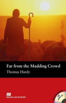 macmillan readers pre- intermediate: far from the madding crowd pack-9781405087094