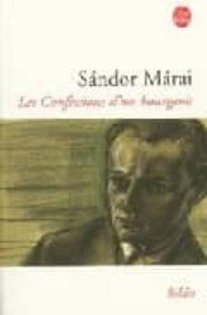 les confessions d un bourgeois-sandor marai-9782253933694
