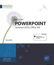 Descargar POWERPOINT: VERSIONES 2019 Y OFFICE 365 gratis pdf - leer online