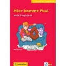 Descarga de audiolibros gratuitos HIER KOMMT PAUL de  iBook MOBI