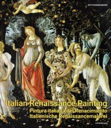 Los mejores ebooks 2018 descargar PINTURA ITALIANA DEL RENACIMIENTO
