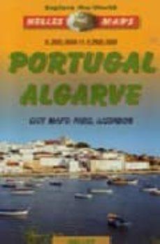 Carreracentenariometro.es Portugal - Algarve (1:200000) (1:1250000) (Nelles Maps) Image