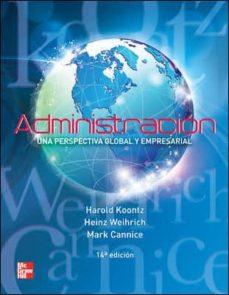 Bressoamisuradi.it Administracion: Una Perspectiva Global Y Empresarial (14ª Ed.) Image