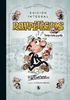 rompetechos (edicion integral: segunda parte)-francisco ibañez-9788402421494