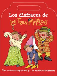 Valentifaineros20015.es Los Difraces De Las Tres Mellizas (Con Piezas Magneticas Para Jug Ar) Image