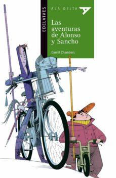 las aventuras de alonso y sancho-paco gimenez-9788414002094