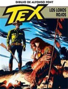 Vinisenzatrucco.it Tex: Los Lobos Rojos Image