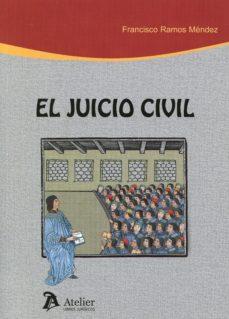 el juicio civil-francisco ramos mendez-9788415690894
