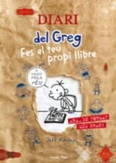 Concursopiedraspreciosas.es Diari Del Greg. Fes El Teu Propi Llibre Image