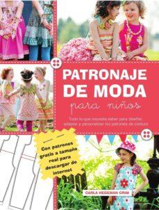 patronaje de moda para niños-carla hegeman crim-9788415967194