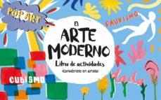 Encuentroelemadrid.es El Arte Moderno: Libro De Actividades Image
