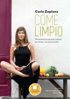 come limpio-carla zaplana-9788416720194