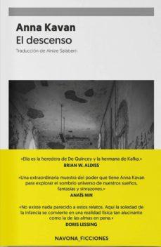 Los mejores libros electrónicos descargar gratis pdf EL DESCENSO 9788417181994