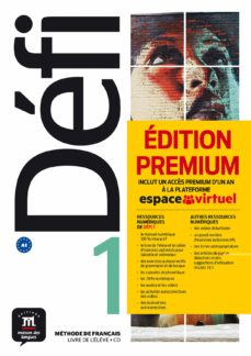 Ebook en inglés descarga gratuita DÉFI 1 LIVRE DE L ÉLÈVE + CD VERSION PREMIUM A1 9788417249694 de