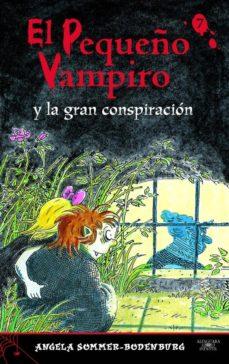 Titantitan.mx El Pequeño Vampiro Y La Gran Conspiracion Image