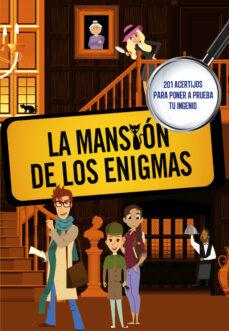 Emprende2020.es El Torreon De Los Enigmas 3: La Mansion De Los Enigmas Image