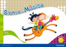 Canapacampana.it Siente La Música 1º Educacion Primariapack Guía Didáctica (Comunidad Valenciana) Image