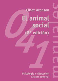 Descargar EL ANIMAL SOCIAL gratis pdf - leer online