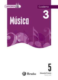Emprende2020.es Lapiceros Música 5 Cuaderno 3 (5º Primaria) Image
