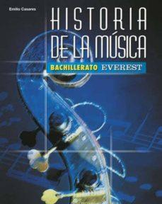 Bressoamisuradi.it Historia De La Musica. Humanidades Y Ciencias Sociales (Bachiller Ato) (Incluye Cd) Image
