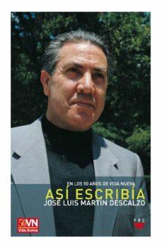 Carreracentenariometro.es Asi Escribia Jose Luis Martin Descalzo Image
