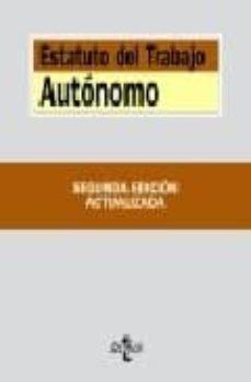 Titantitan.mx Estatuto Del Trabajo Autonomo (2ª Ed) Image