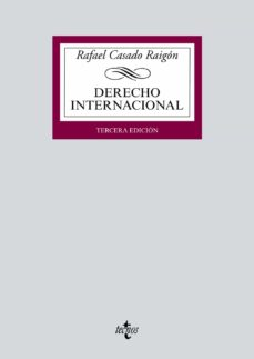 derecho internacional (3ª ed.)-rafael casado raigon-9788430966394