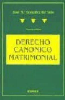 Chapultepecuno.mx Derecho Canonico Matrimonial (9ª Ed.) Image