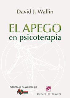 Descargar EL APEGO EN PSICOTERAPIA gratis pdf - leer online