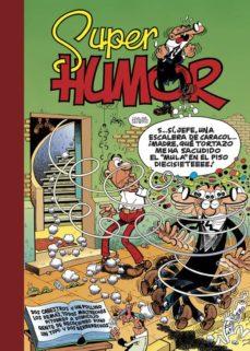 super humor mortadelo nº 24: varias historietas-f. ibañez-9788440660794