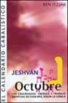 Iguanabus.es El Calendario Cabalistico: Jeshvan-octubre Image