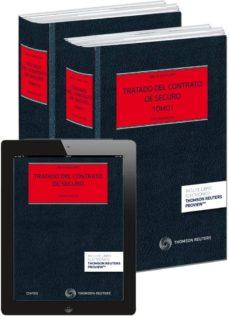 Valentifaineros20015.es Tratado Del Contrato De Seguro (2 Tomos) (Papel + E-book) Image