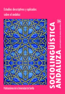 sociolinguistica andaluza-9788447214594
