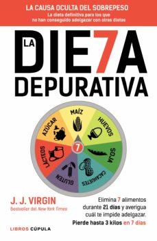 la dieta depurativa (ebook)-j.j. virgin-9788448019594