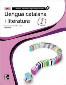 Javiercoterillo.es Llengua Catalana I Literatura 1r Material D Aprenentaje Complemen Tari (Mac) Image