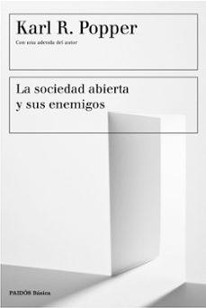 la sociedad abierta y sus enemigos-karl r. popper-9788449333194